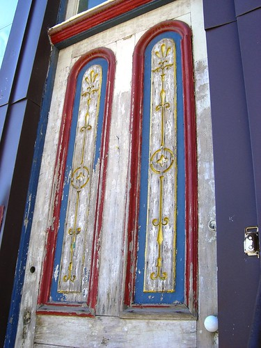 Andes Door