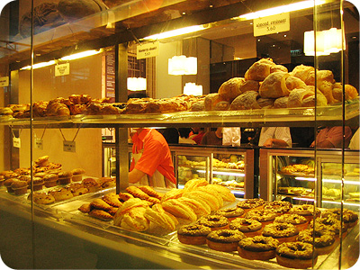 Genting bakery