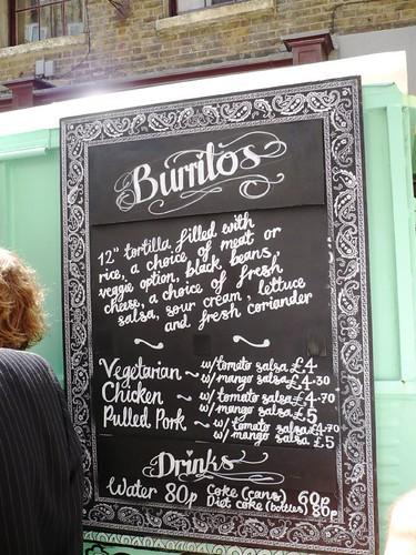 burrito truck whitecross street