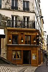 Cote Restaurant, Paris