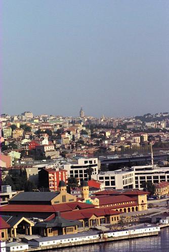 Istanbul scene from Golden Horn, pentax k10d
