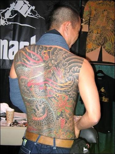 Japanese Dragon Tattoos - Tips for Finding the Perfect Japanese Dragon Tattoo-4