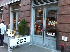 Cafe 202 - Chelsea Market