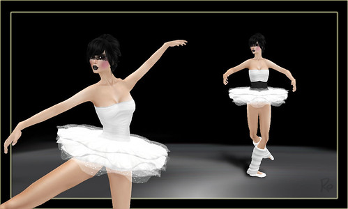 Balletrisse White