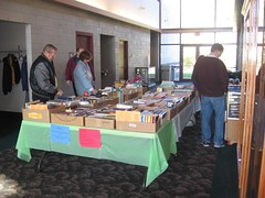 Library book sale 002