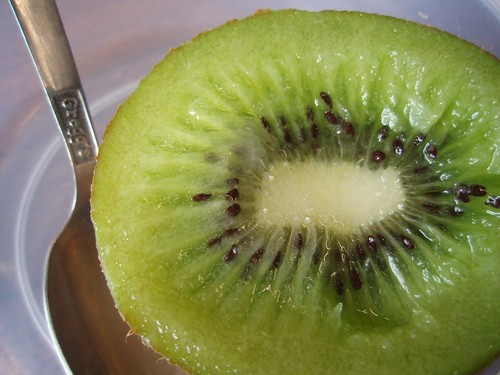 Kiwifruit for lunch