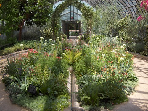 Mediterranean Garden at Longwood Gardens by justmecpb.