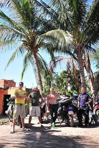KLR 650 Bike Trip Mexico 13