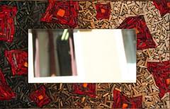 Venetian Glass Frame 2