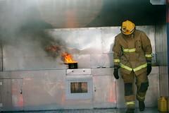 Dejected Fireman?