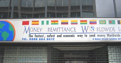 Remittance services in London