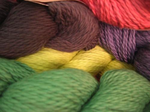 Blue Sky Alpaca Dyed Cotton