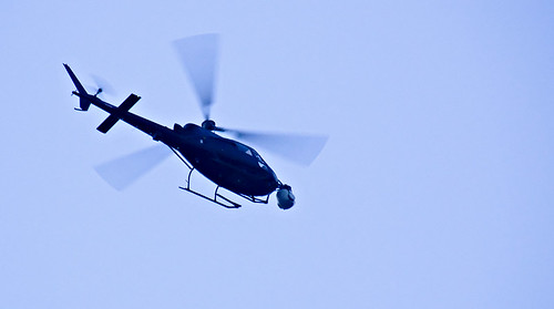 Helicopter with Camera