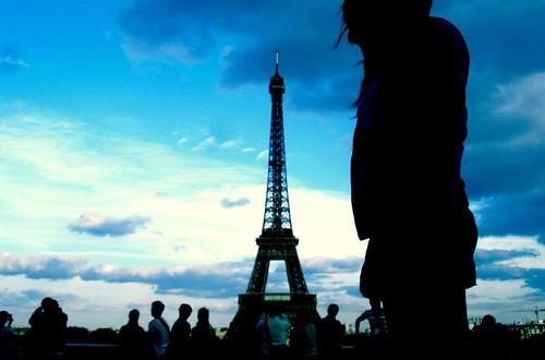 9/3 La Tour Eiffel艾菲爾鐵塔