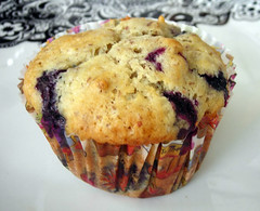 Blueberry Muffin by rachel is coconut&lime on Flickr