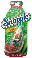Snapple lip balm