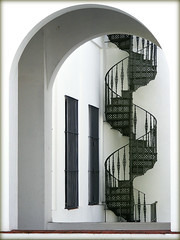 The Staircase Wit