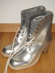 on sale 1400e 88451 11.08.2007 Streetparade 2007 – Silberne Stiefel günstig ...