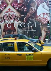 Gucci cab