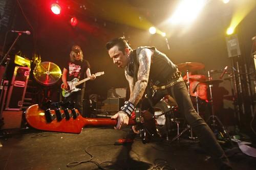 The Vibrators at Rebel!