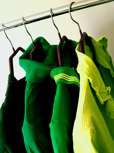 Green Clothes