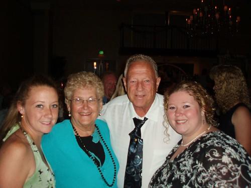 Laura, Grandmom, PopPop and I