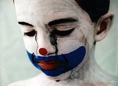Li'l sad clown