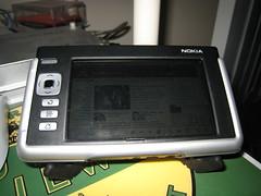 Nokia N770