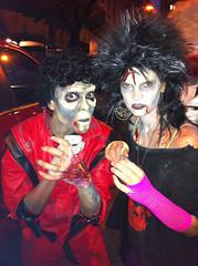 Pat Benatar and Michael Jackson