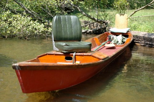 Classic Ausable Boat