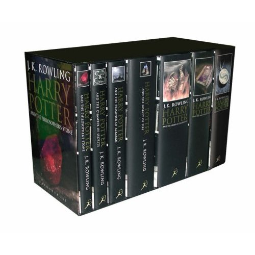 UK Adult Edition 1-7 Box set