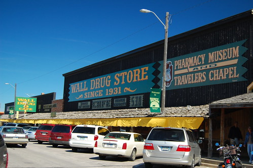 Wall Drug, Wall, South Dakota