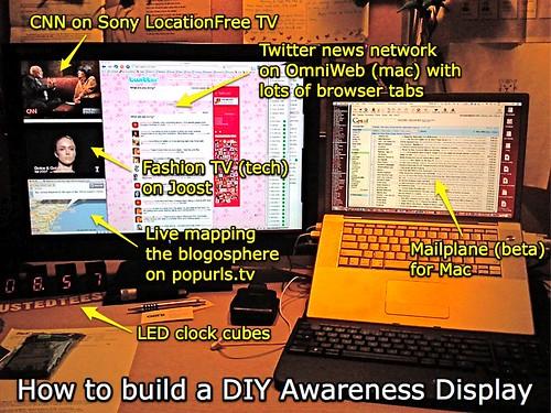 How to build a DIY Awareness Display
