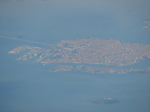 Venecia desde el cielo