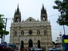 Iglesia de Frente