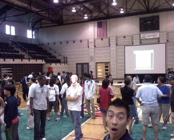 2007 US Wushu Team Trials - Y Chan