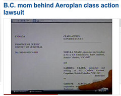 Aeroplan class action lawsuit - pix 2