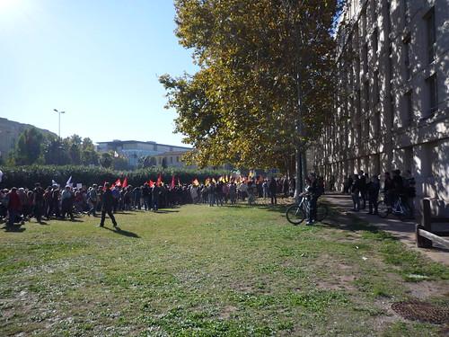 Grève Générale à Montpellier