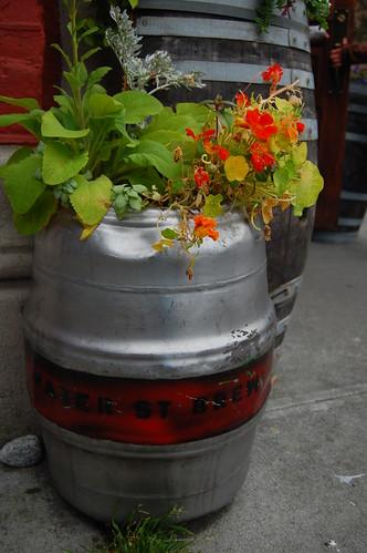 Got an empty beer keg laying around???