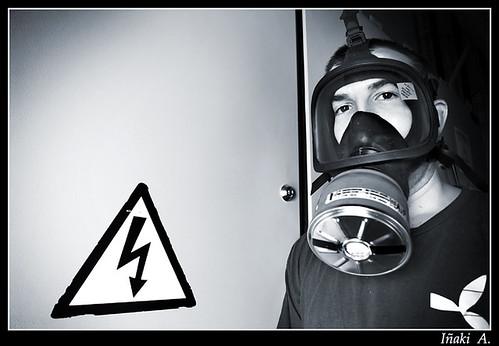 mascara de gas - a photo on Flickriver