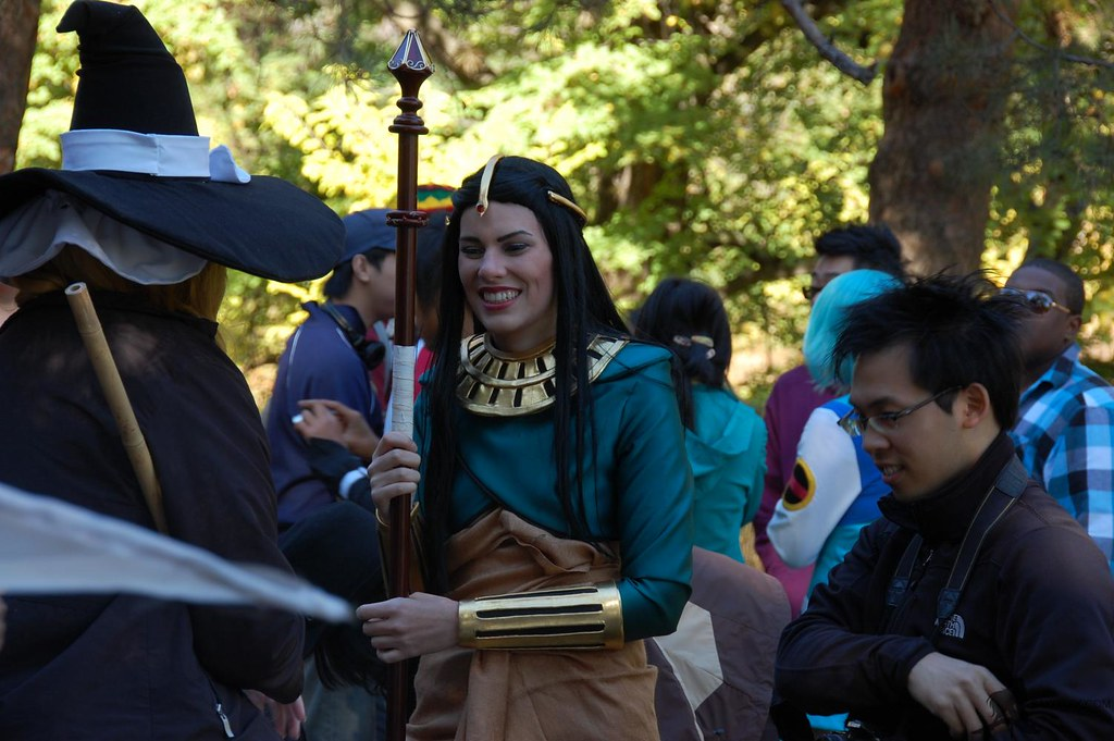cosplay picnic high park 41