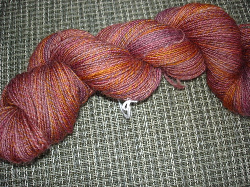 Cherry Tree Hill Handspun