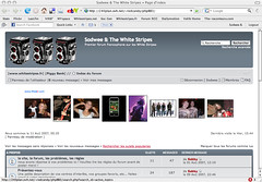 forum sodwee & the white stripes