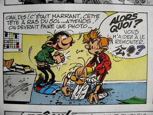 PhotonQ-Spirou et Fantasio..ET Gaston Lagaffe