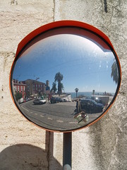 Mirrored Alfama