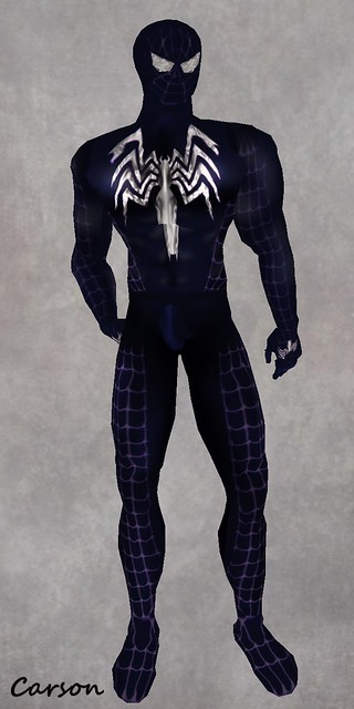 OKEY Venom Costume -Group Gift-