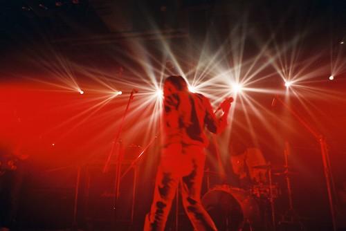 Rock N'roll in Red