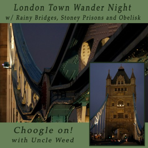 London Town Wander Night