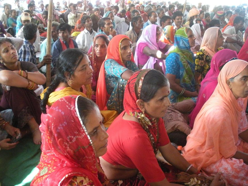 Pics from the satyagraha - 2 Oct 2010 - 5