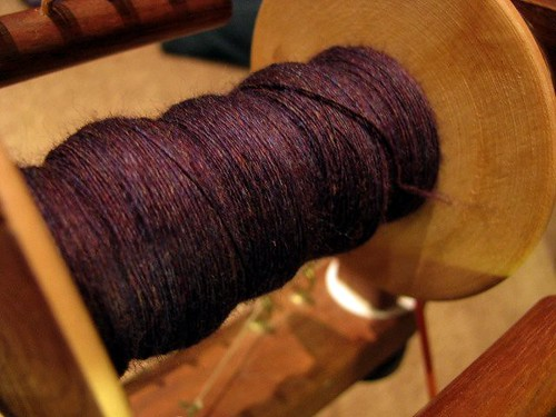 Deep Purple Merino Singles